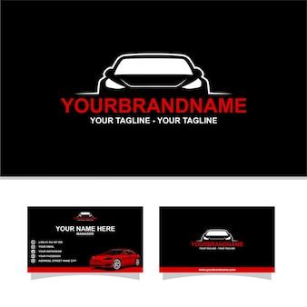 Logo auto concessionario