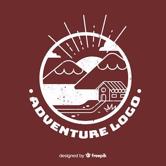 Logo avventura d'epoca