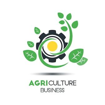 Logo aziendale agricoltura