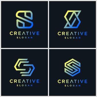 Logo bundle lettera s