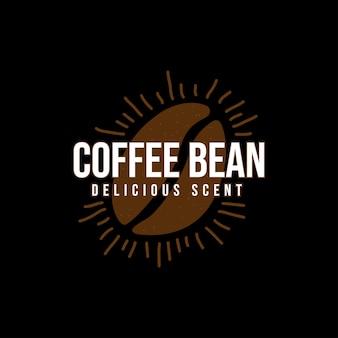Logo chicchi di caffè