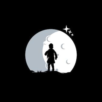Logo da sogno per bambini