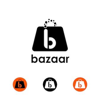 Logo del bazar