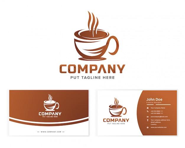 Logo del caffè per azienda commerciale