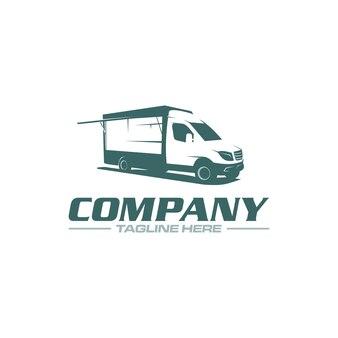 Logo del camion di cibo