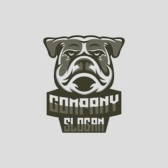 Logo del cane esportato