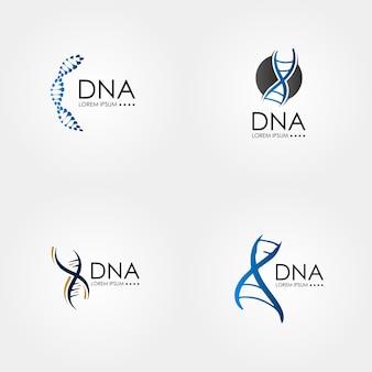 Logo del dna