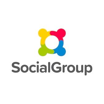 Logo del gruppo socail
