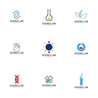Logo del laboratorio di scienze
