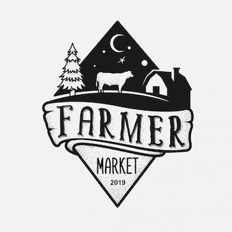 Logo del mercato contadino