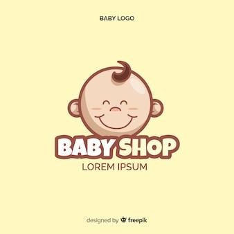 Logo del negozio per bambini