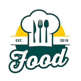 Logo del ristorante di cibo