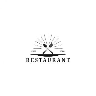 Logo del ristorante - prodotto per bevande alimentari