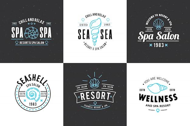 Logo del salone spa