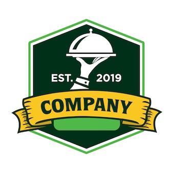 Logo del servizio di ristorazione