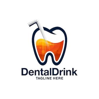 Logo del succo dentale