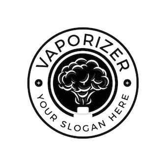 Logo del vaporizzatore