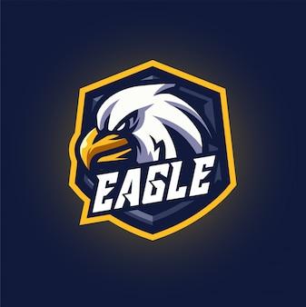 Logo dell'aquila esports