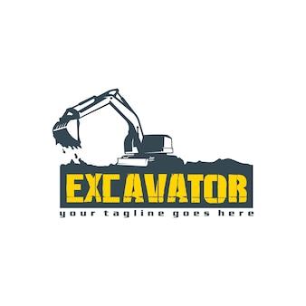 Logo dell'escavatore