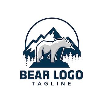 Logo dell'orso polare