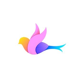 Logo dell'uccello