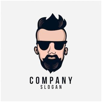 Logo della barba