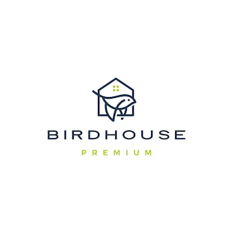 Logo della casa degli uccelli