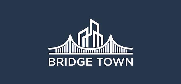 Logo della città del ponte