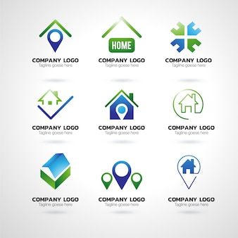 Logo della collezione immobiliare