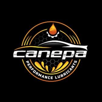 Logo della compagnia petrolifera automobilistica