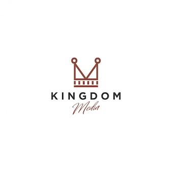 Logo della corona, kingdom media