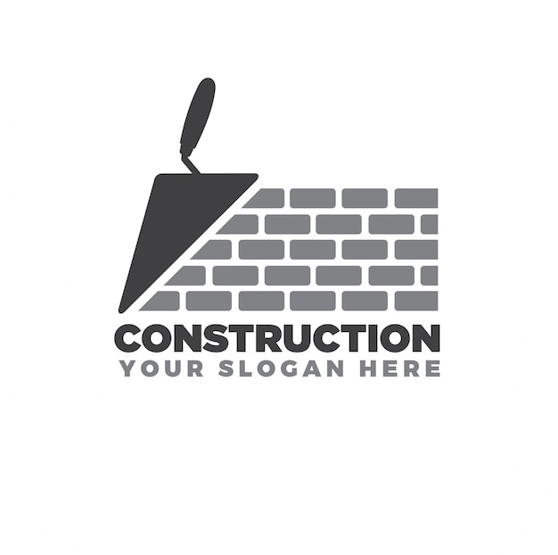 Logo della costruzione domestica