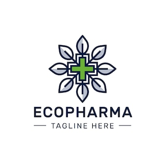 Logo della farmacia eco