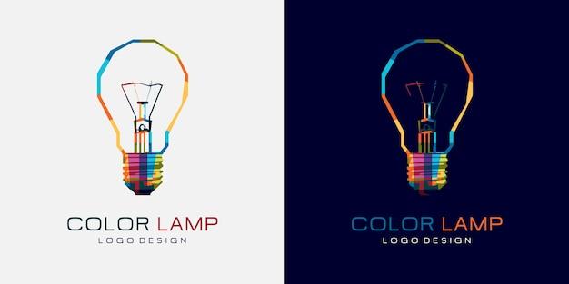 Logo della lampada