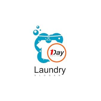 Logo della lavanderia