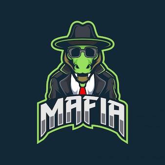 Logo della mafia esport