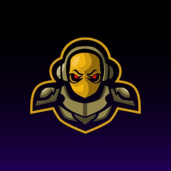 Logo della mascotte della squadra del giocatore