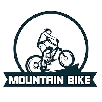 Logo della mountain bike