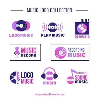Logo della musica moderna