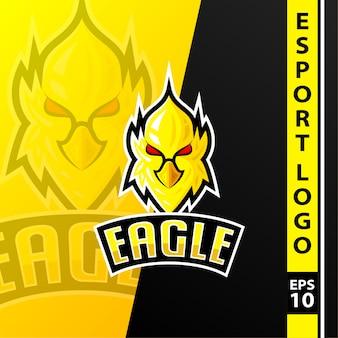Logo della squadra di e-sport