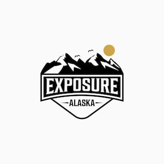 Logo dello stato dell'alaska