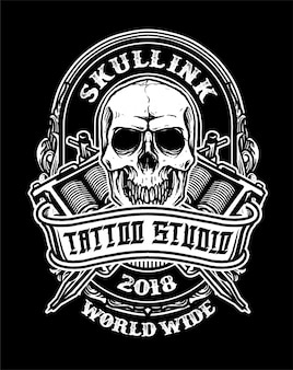 Logo dello studio tatoo