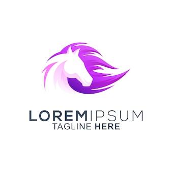 Logo design cavallo