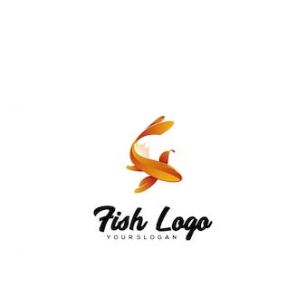 Logo design di pesce