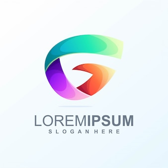 Logo design g