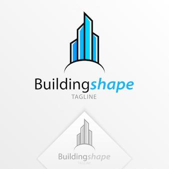 Logo design immobiliare