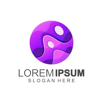 Logo design luna