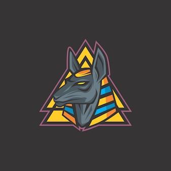 Logo di anubis
