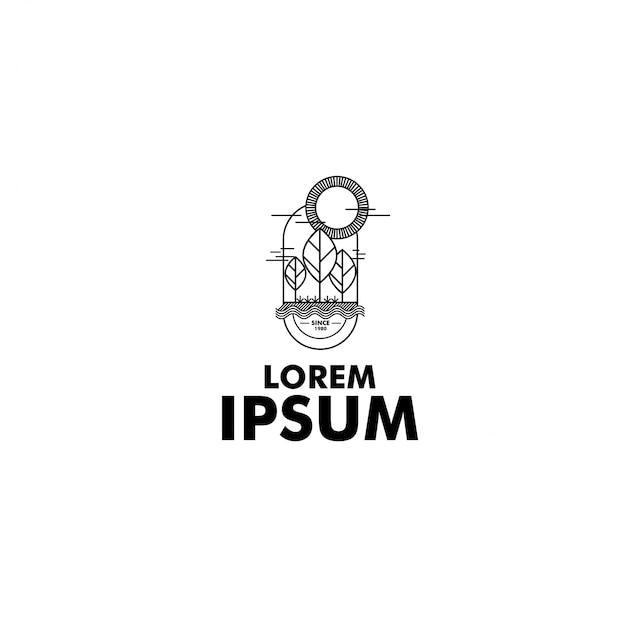 Logo di avventura artistica