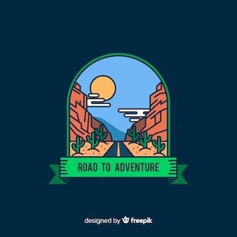 Logo di avventura
